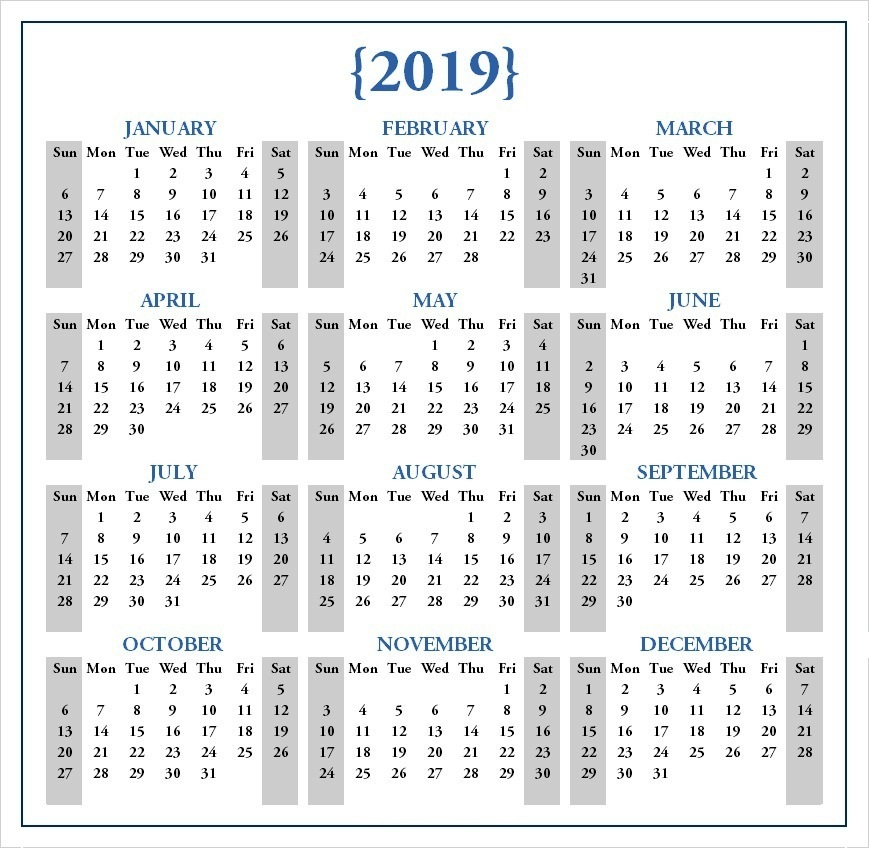 Free Printable 2020 Calendar With Holidays South Africa.Free Printable 2020 Calendar With Holidays Pdf Free Yearly 12