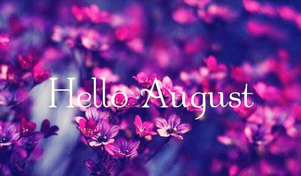 hello August Images