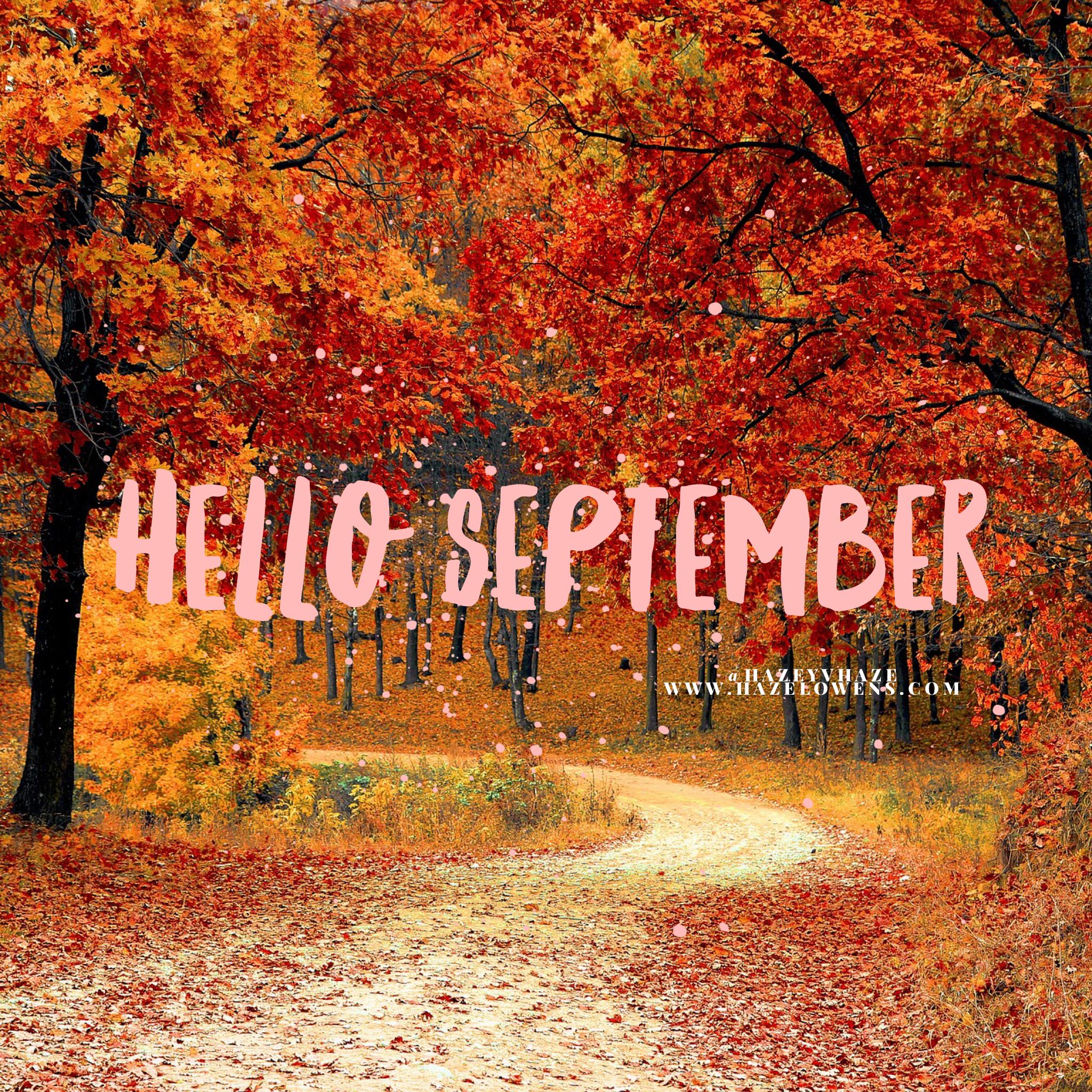 Hello September Photos