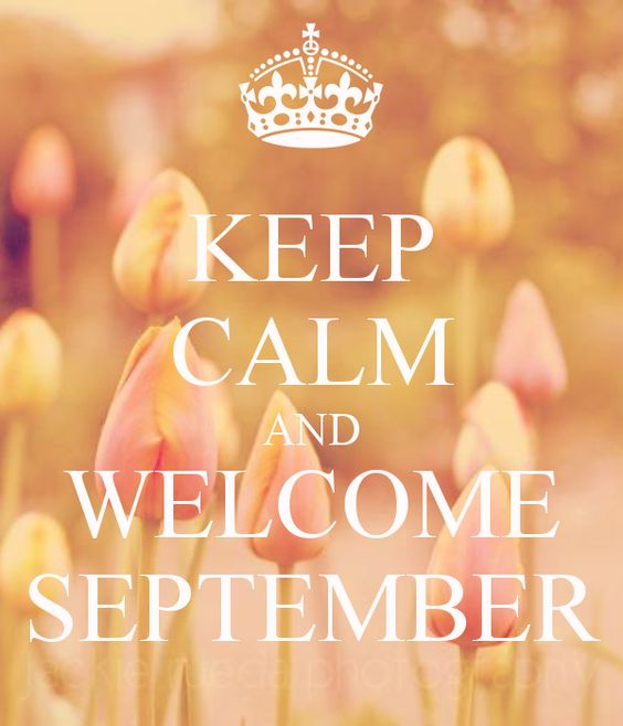 Welcome September Positive Quotes Pictures