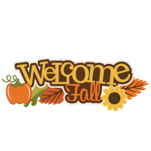 Hello October Clipart Download