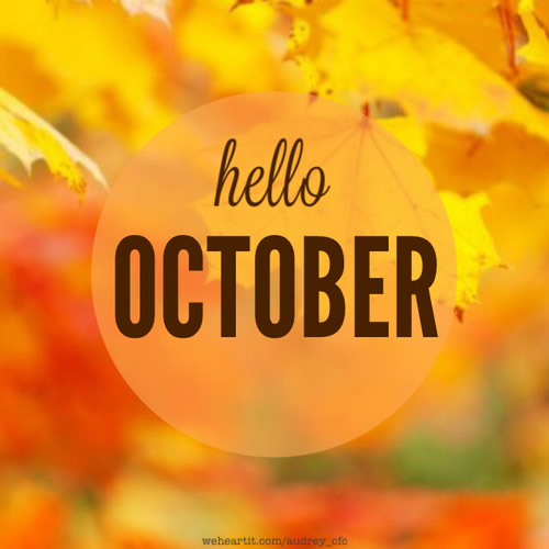 Hello October Pictures Free