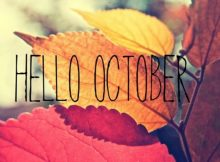 Hello October Wallpaper Download