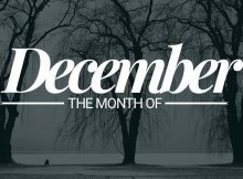 December Month Images