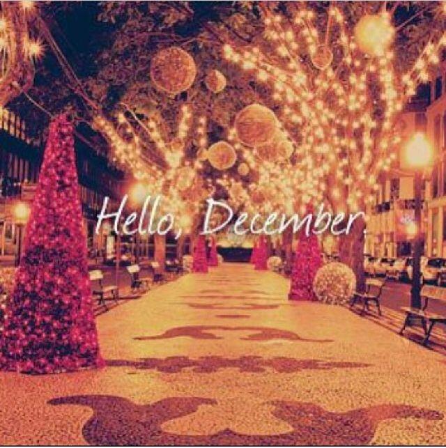 Hello December Pics