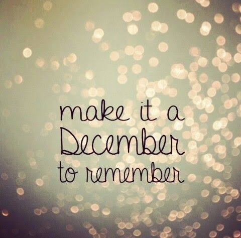 Hello December Sayings