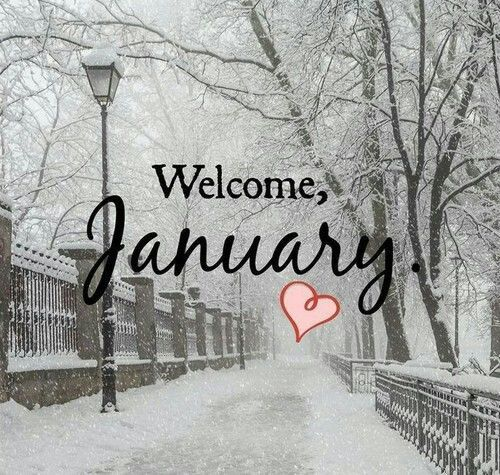 Hello January Quotes on Pinterest