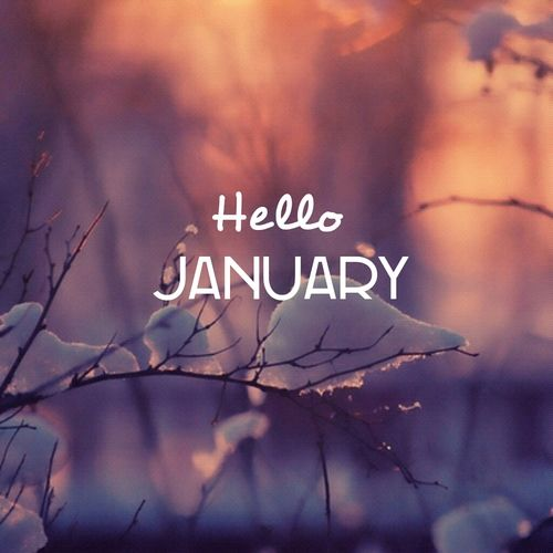 Welcome January Month Images Quotes